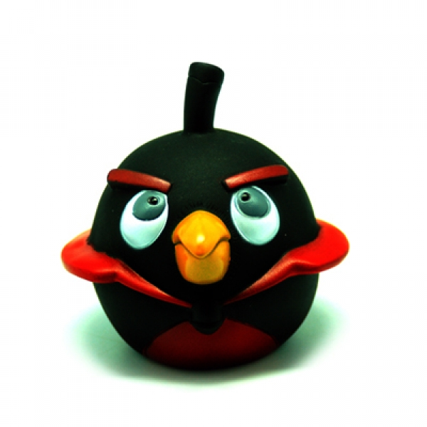 Фото - Копилка Angry Birds черная купить в киеве на подарок, цена, отзывы