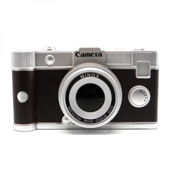 Фото - Копилка Фотокамера  черная купить в киеве на подарок, цена, отзывы