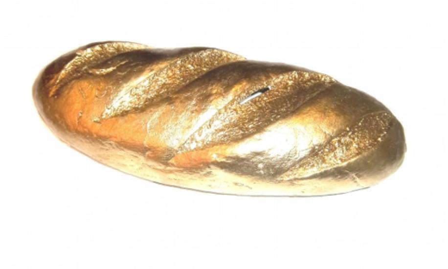 Фото - Копилка Золотой Батон купить в киеве на подарок, цена, отзывы