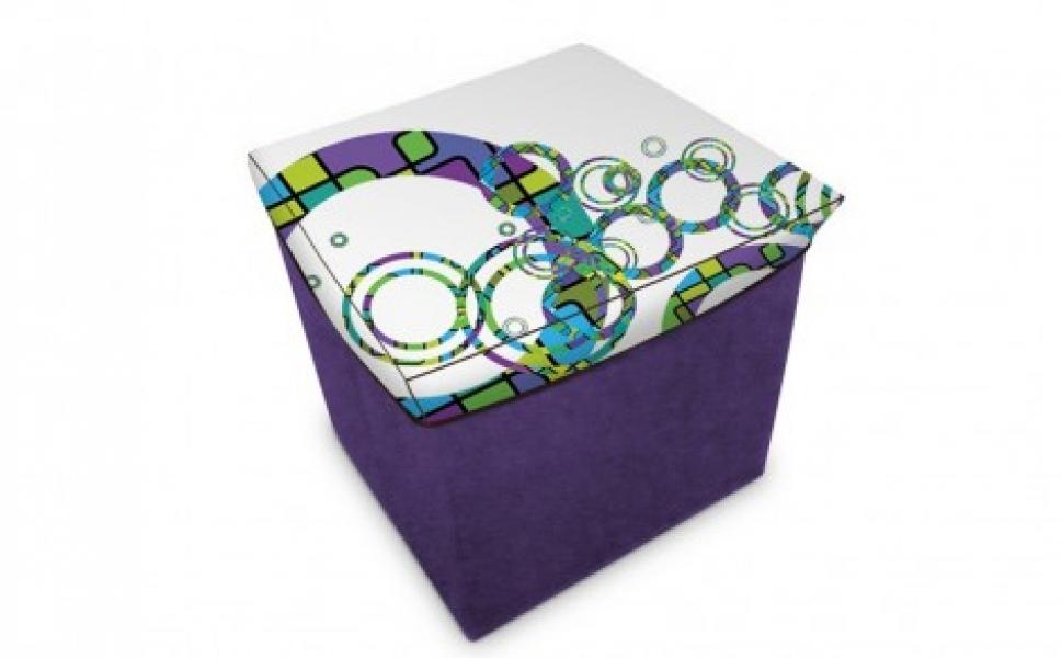 Фото - Короб складной многофункциональный с емкостью для хранения купить в киеве на подарок, цена, отзывы