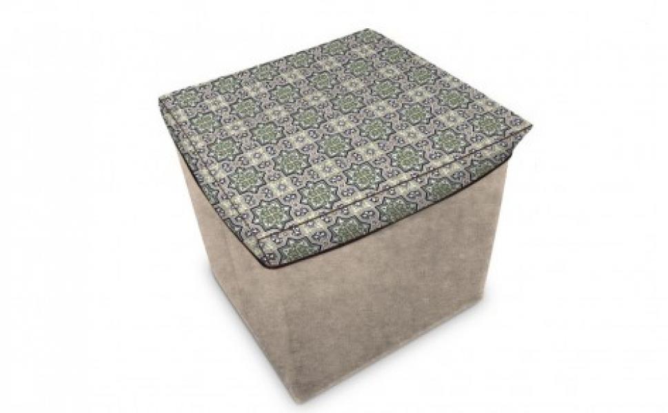 Фото - Короб складной многофункциональный с емкостью для хранения  40х40х40 купить в киеве на подарок, цена, отзывы