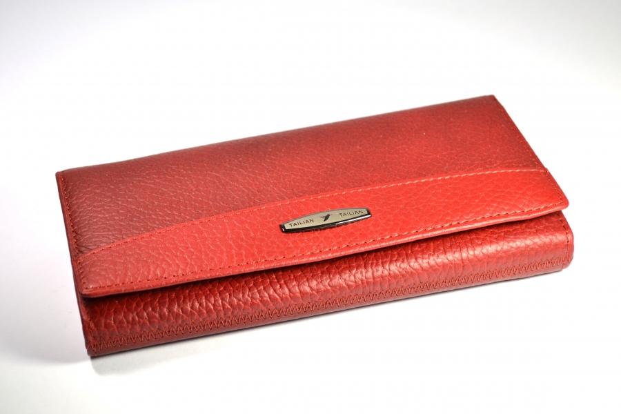 Фото - Кошелек женский кожа Tailian 826 купить в киеве на подарок, цена, отзывы