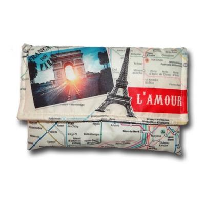 Фото - Косметичка - подушка Париж купить в киеве на подарок, цена, отзывы