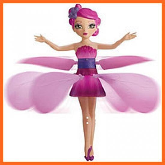 Фото - Летающая кукла - фея Spin Master Flying Fairy купить в киеве на подарок, цена, отзывы