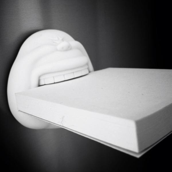 Фото - Магнит Эмоции держатель для записок купить в киеве на подарок, цена, отзывы
