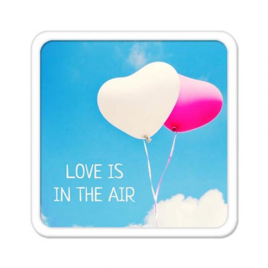 Фото - Магнит воздушные сердца купить в киеве на подарок, цена, отзывы