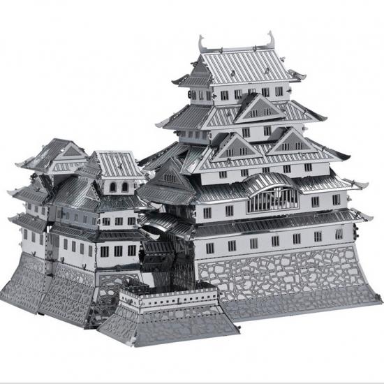 Фото - Металлический конструктор Hime Ji Castle  купить в киеве на подарок, цена, отзывы