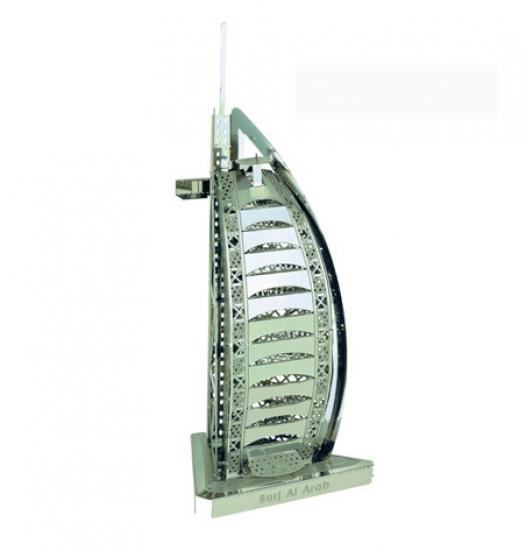 Фото - Металлический конструктор Отель Burj Al Abar в Дубае  купить в киеве на подарок, цена, отзывы