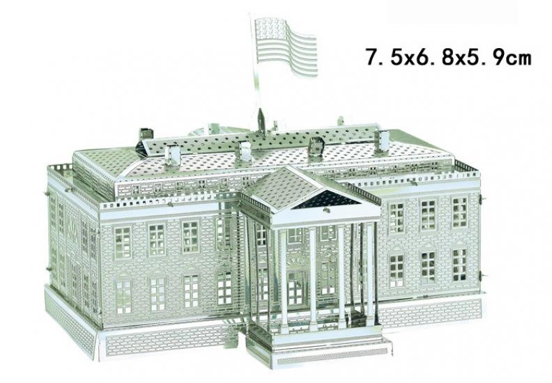 Фото - Металлический конструктор  Белый Дом купить в киеве на подарок, цена, отзывы