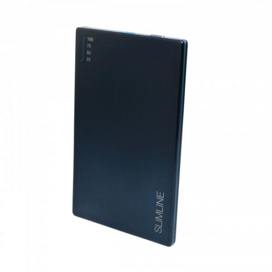 Фото - Мобильный аккумулятор Extradigital SLIMLINE blue купить в киеве на подарок, цена, отзывы
