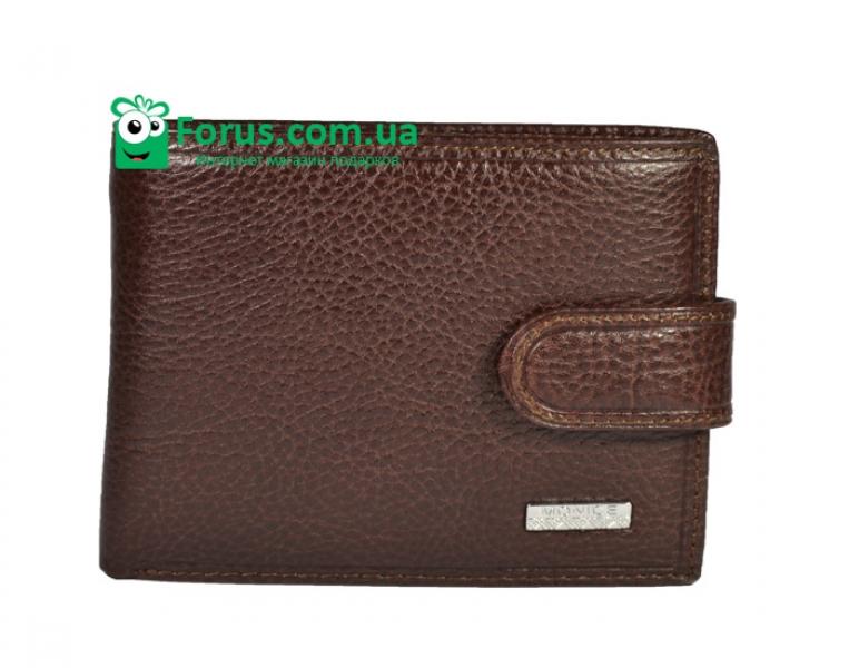 Фото - Мужской кошелек кожа Monice 009-13 купить в киеве на подарок, цена, отзывы