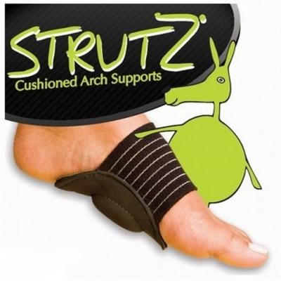 Фото - Мягкие стельки от боли для ног Strutz купить в киеве на подарок, цена, отзывы