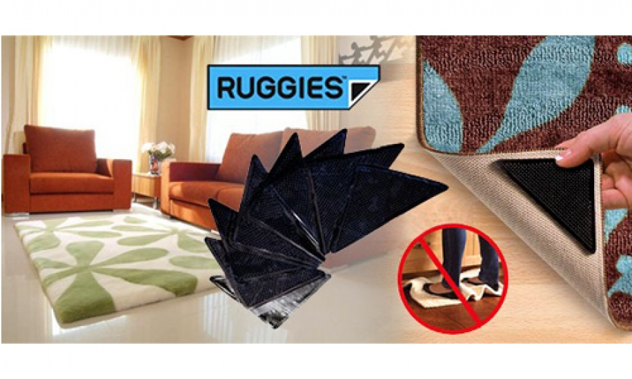 Фото - Набор держателей для ковров Ruggies купить в киеве на подарок, цена, отзывы
