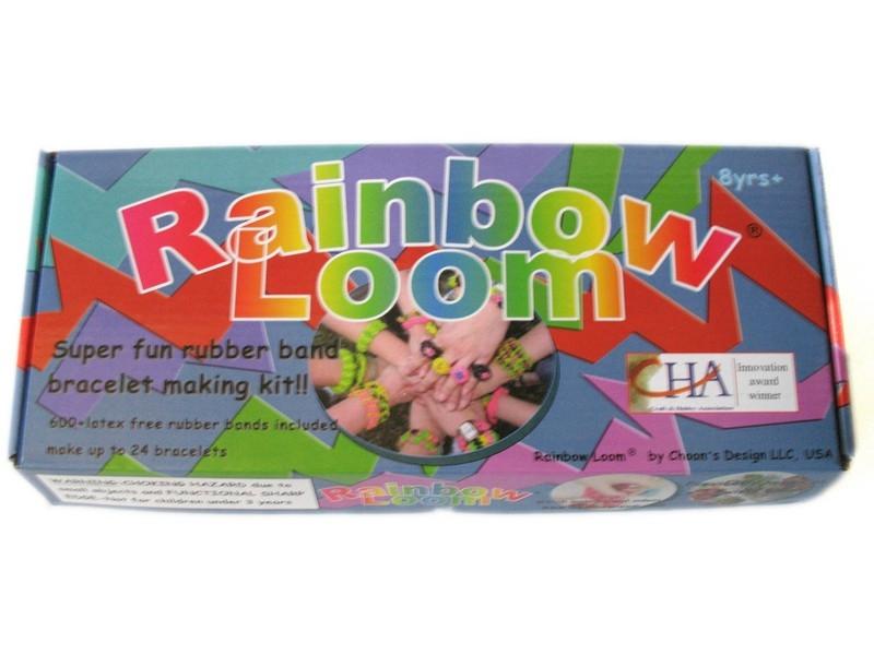 Фото - Набор для творчества Rainbow Loom купить в киеве на подарок, цена, отзывы