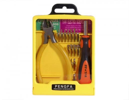 Фото - Набор инструментов для ремонта мобильных 17 в 1 купить в киеве на подарок, цена, отзывы