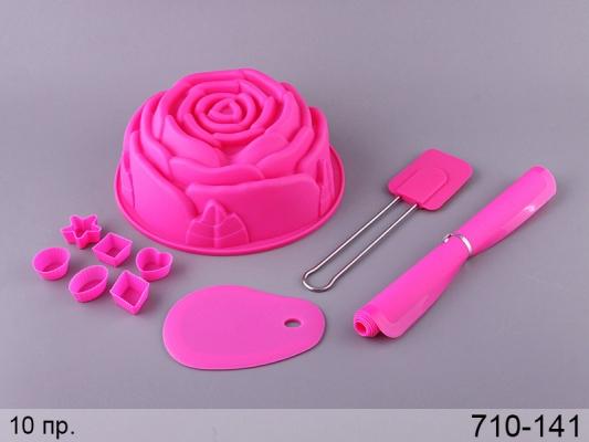 Фото - Набор кухонных принадлежностей 10 предметов купить в киеве на подарок, цена, отзывы