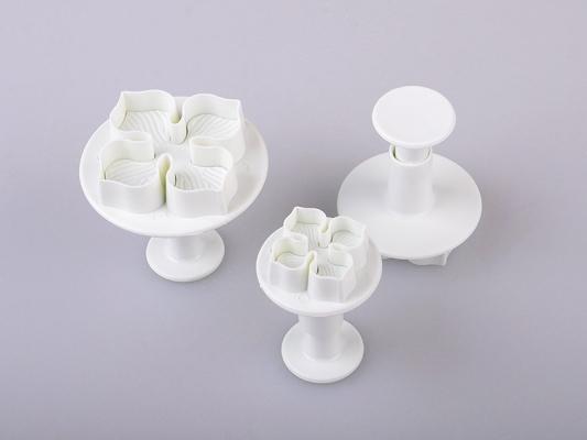 Фото - Набор плунжеров для мастики и марципана Сирень купить в киеве на подарок, цена, отзывы