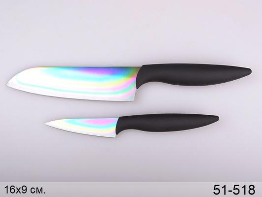 Фото - Набор титановых ножей из 2шт купить в киеве на подарок, цена, отзывы