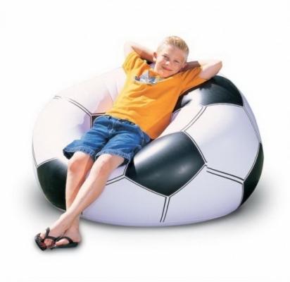 Фото - Надувное Кресло Футбольный мяч купить в киеве на подарок, цена, отзывы