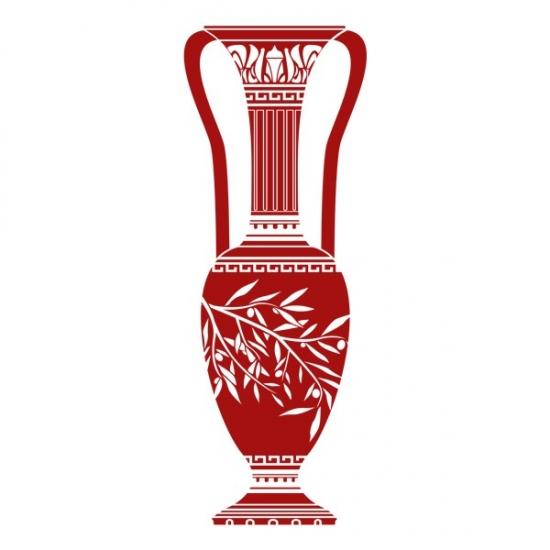 Фото - Наклейка Интерьерная Amphora купить в киеве на подарок, цена, отзывы