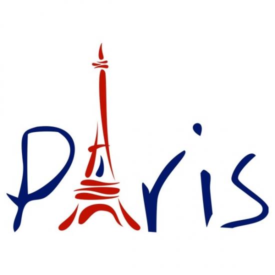 Фото - Наклейка Интерьерная paris купить в киеве на подарок, цена, отзывы