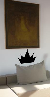 Фото - Наклейка Корона купить в киеве на подарок, цена, отзывы