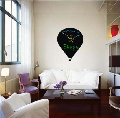 Фото - Наклейка Воздушный шар бол купить в киеве на подарок, цена, отзывы