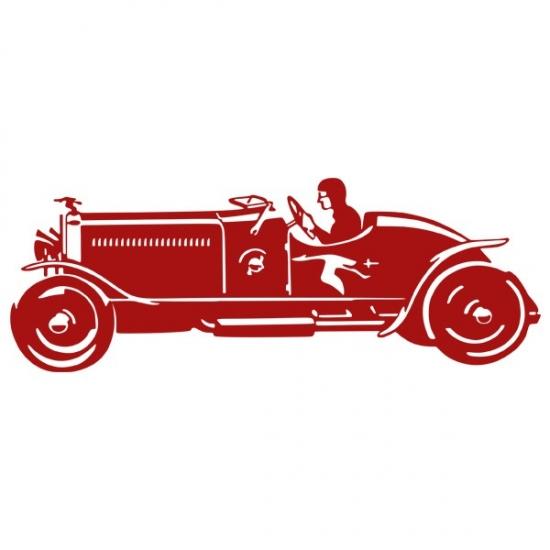 Фото - Наклейка на Стену Sport Car купить в киеве на подарок, цена, отзывы