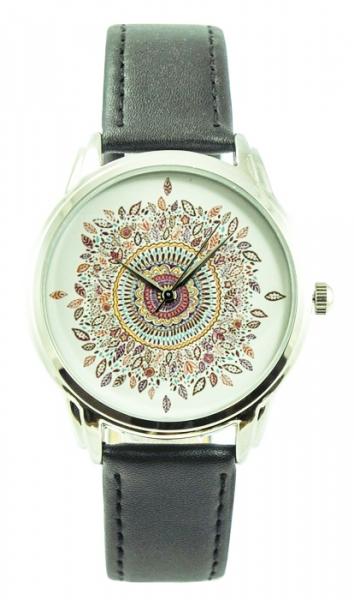 Фото - Наручные часы Листочки купить в киеве на подарок, цена, отзывы