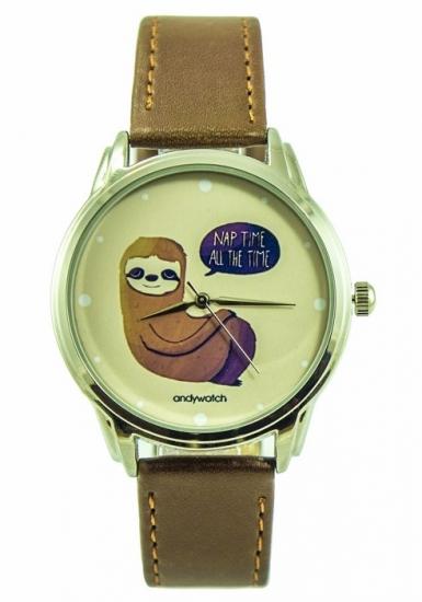 Фото - Наручные часы Nap time ( время спать) купить в киеве на подарок, цена, отзывы