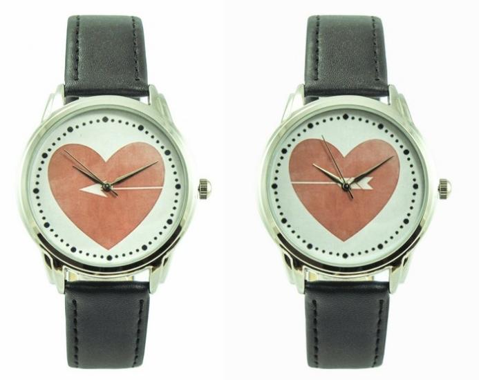 Фото - Наручные часы для влюбленных пара купить в киеве на подарок, цена, отзывы