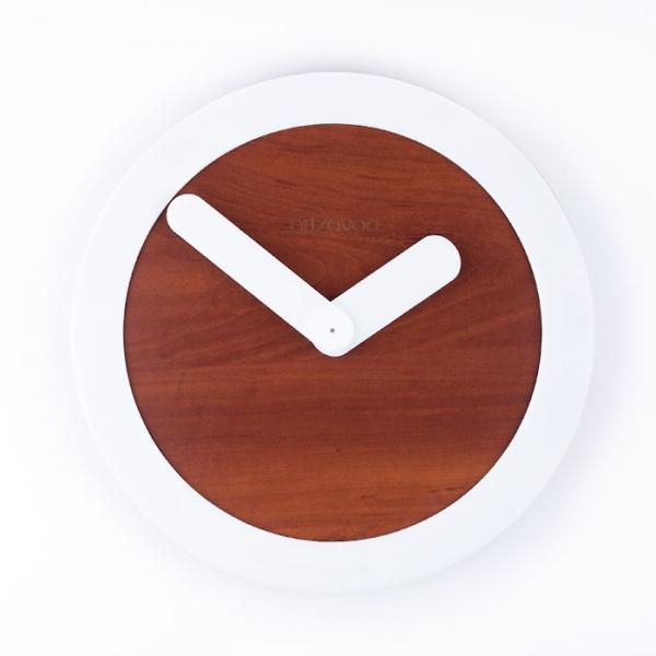 Фото - Настенные часы KoLo White купить в киеве на подарок, цена, отзывы