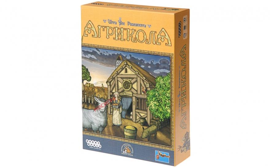 Фото - Настольная игра Агрикола купить в киеве на подарок, цена, отзывы