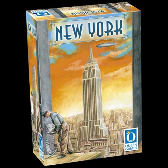 Фото - Настольная игра Alhambra - New York купить в киеве на подарок, цена, отзывы