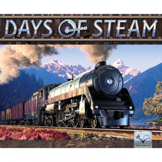 Фото - Настольная игра Days of Steam купить в киеве на подарок, цена, отзывы