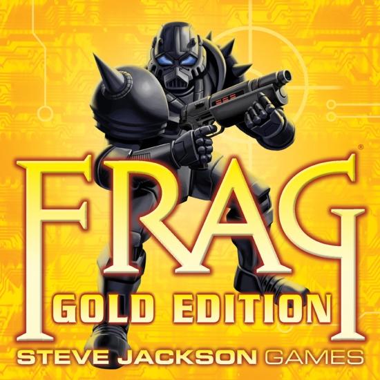 Фото - Настольная игра Frag Gold Edition купить в киеве на подарок, цена, отзывы
