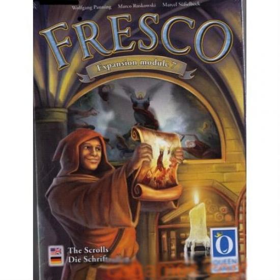 Фото - Настольная игра Fresco The Scrolls module 7 купить в киеве на подарок, цена, отзывы