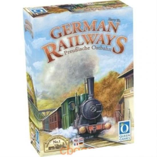 Фото - Настольная игра German Railways купить в киеве на подарок, цена, отзывы