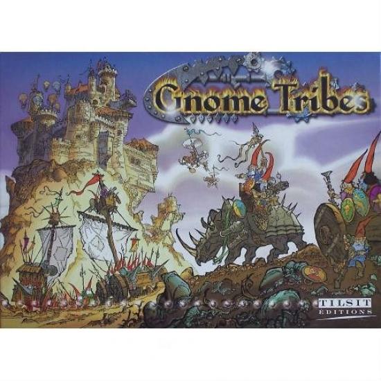 Фото - Настольная игра Gnome Tribes купить в киеве на подарок, цена, отзывы