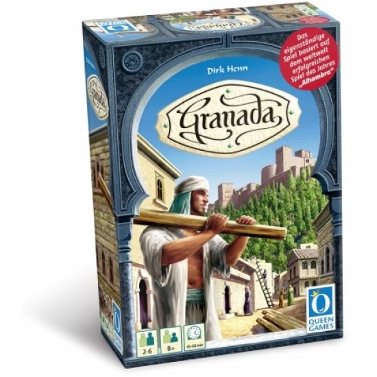 Фото - Настольная игра Granada купить в киеве на подарок, цена, отзывы