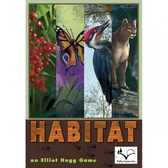 Фото - Настольная игра Habitat купить в киеве на подарок, цена, отзывы