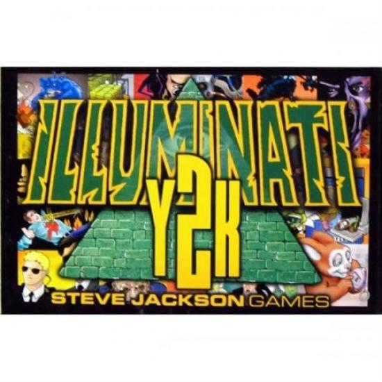Фото - Настольная игра Иллюминаты Y2K купить в киеве на подарок, цена, отзывы
