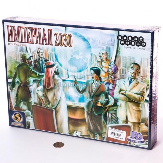 Фото - Настольная игра Империал 2030 купить в киеве на подарок, цена, отзывы