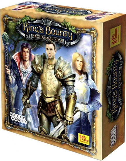 Фото - Настольная игра Kings Bounty купить в киеве на подарок, цена, отзывы