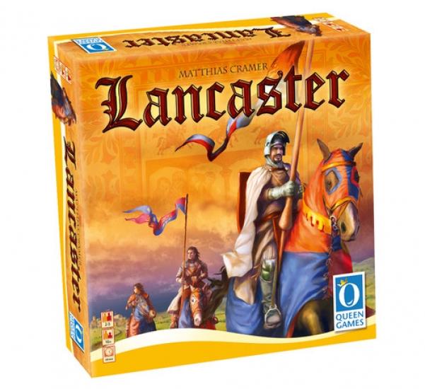 Фото - Настольная игра Lancaster (Ланкастер) купить в киеве на подарок, цена, отзывы