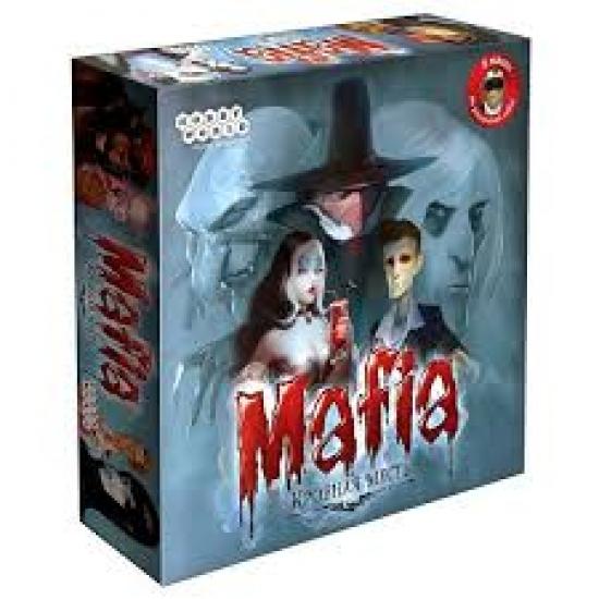 Фото - Настольная игра Мафия. Кровная месть купить в киеве на подарок, цена, отзывы