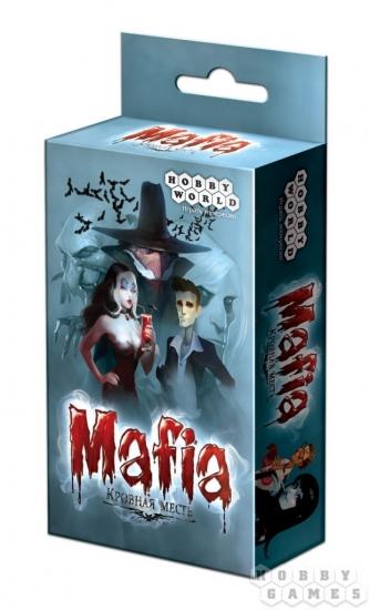 Фото - Настольная игра Мафия Кровная месть карточная игра купить в киеве на подарок, цена, отзывы