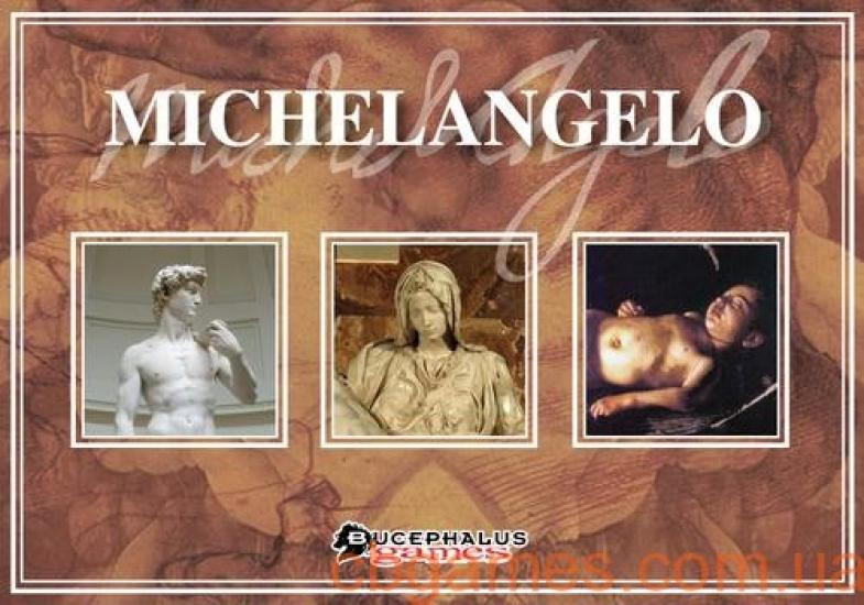 Фото - Настольная игра Michelangelo купить в киеве на подарок, цена, отзывы