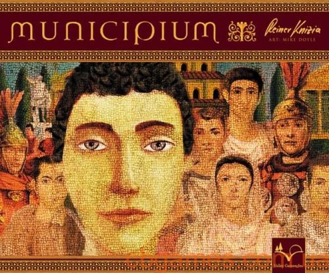 Фото - Настольная игра Municipium купить в киеве на подарок, цена, отзывы