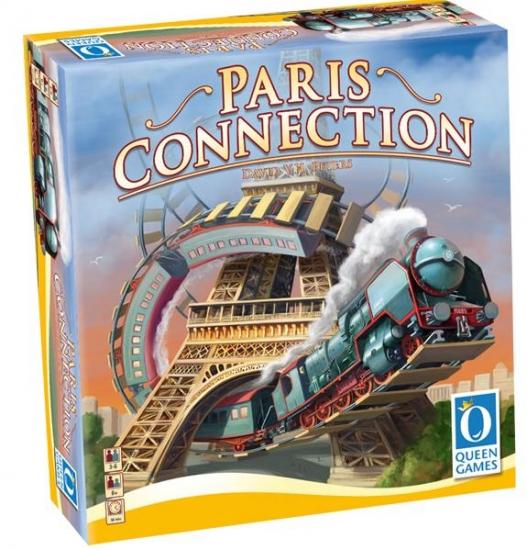 Фото - Настольная игра Paris Connection купить в киеве на подарок, цена, отзывы
